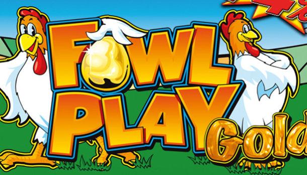 fowl play gold slot machines